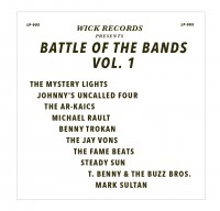Image of Various Artists - Wick Records: Battle Of The Bands Vol.1