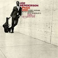 Image of Joe Henderson - Page One