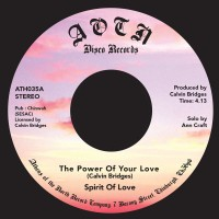 Spirit Of Love - The Power Of Your Love