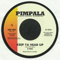 2 Pac / King Tee - Keep Ya Head Up