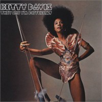 Image of Betty Davis - They Say I'm Different - Light In The Attic Reissue