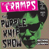 Image of Various Artists - Radio Cramps - The Purple Knif Show