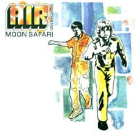 Air - Moon Safari - 180g Vinyl Edition