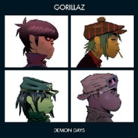 Image of Gorillaz - Demon Days