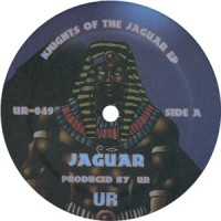 Underground Resistance - Knights Of The Jaguar EP