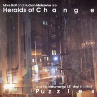 Image of Heralds Of Change - Puzzles EP - 2017 Repress