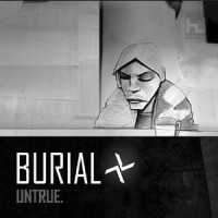 Image of Burial - Untrue