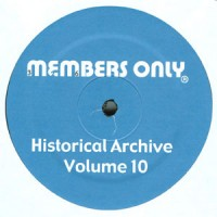 Image of Members Only - Historical Archives Vol 10