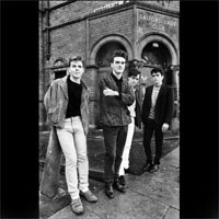 Image of The Smiths - Salford Lads Club Postcard