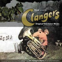 Image of Vernon Elliot - Clangers - Original TV Music
