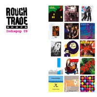 Image of Various Artists - Rough Trade Shops: Indiepop 09