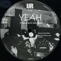 Image of DJ John Collins - Yeah / All We Need