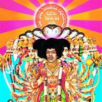 Image of Jimi Hendrix - Axis: Bold As Love