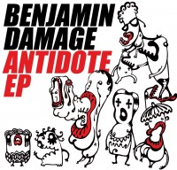 Image of Benjamin Damage - Antidote EP