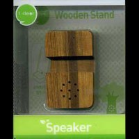 Image of I-Dear - Wooden Stand Speaker