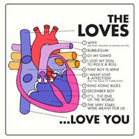 Image of The Loves - ...Love You