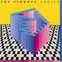 Image of The Strokes - Angles