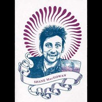 Image of Icons Cards - Living Dead Series - Shane MacGowan