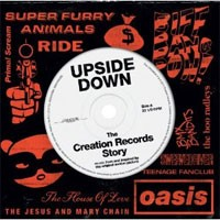 Image of Various Artists - Upside Down: The Creation Records Story
