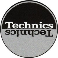 Image of Technics - Moon Slipmats