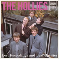 Image of The Hollies - Lost Recordings And Beat Rarities 10x7