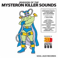 Image of Various Artists - Invasion Of The Mysteron Killer Sounds