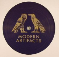 Image of Modern Artifacts - Running Up That Hill / Do Do Wap Is Strong In Here - Heavy Disco Edits