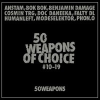 Image of Various Artists - 50 Weapons Of Choice No. 10 - 19