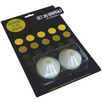 Image of Get On Down - Glow In The Dark 45 Adapters