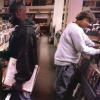 DJ Shadow - Entroducing... Back To Black Issue