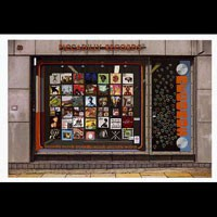 Image of Piccadilly Records - Ben Lamb Designed Greetings Card