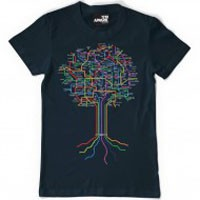 Image of 1210 Apparel - Hip Hop Roots - Navy