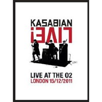 Kasabian - Live! - Live At The O2 - Blue-Ray Edition (With Limited 5 Postcard Set)