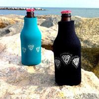 Image of People's Potential Unlimited - Beer Bottle Cooler - Black