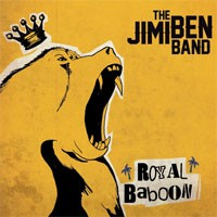 Image of The Jimi Ben Band - Royal Baboon / Monkeys In Da House