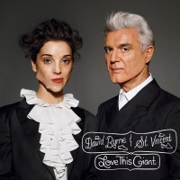 Image of David Byrne & St Vincent - Love This Giant