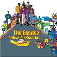 Image of The Beatles - Yellow Submarine - Vinyl Edition
