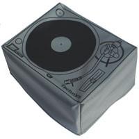Image of Technics - Deck Cover - Grey