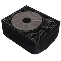 Image of Technics - Deck Cover - Black