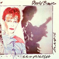 Image of David Bowie - Scary Monsters