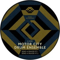 Image of Motor City Drum Ensemble - Send A Prayer EP