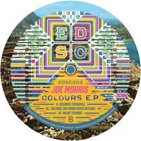 Image of Joe Morris - Colours  - Inc. Dr Dunks Remix