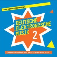 Image of Various Artists - Deutsche Elektronische Musik - Experimental German Rock And Electronic Music 1972-83 - Part 2