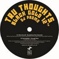 Image of Various Artists - Black Gold (Tru Thoughts EP)