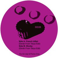 Image of Disco Deviance Presents - Dimitri From Tokyo Edits - French Affair / Sfunky