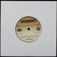 Image of Kan Sano - Everybody Loves / Music Overflow