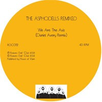 The Asphodells - Remixed - Wooden Shjips / Daniel Avery Remixes