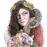 Image of Lorde - The Love Club EP