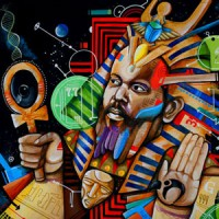 Image of Ras_G And The Afrikan Space Program - Back On The Planet