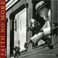 Image of Faith No More - Album Of The Year - 180g Gold Vinyl Edition